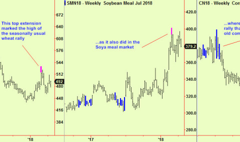 Commodities  – long view and grain update