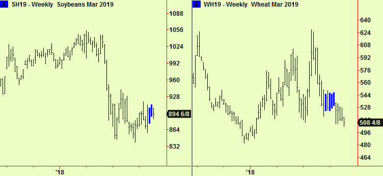 Soy &Wheat wkly compsd